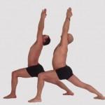 virabadrasana cours yoga bastille