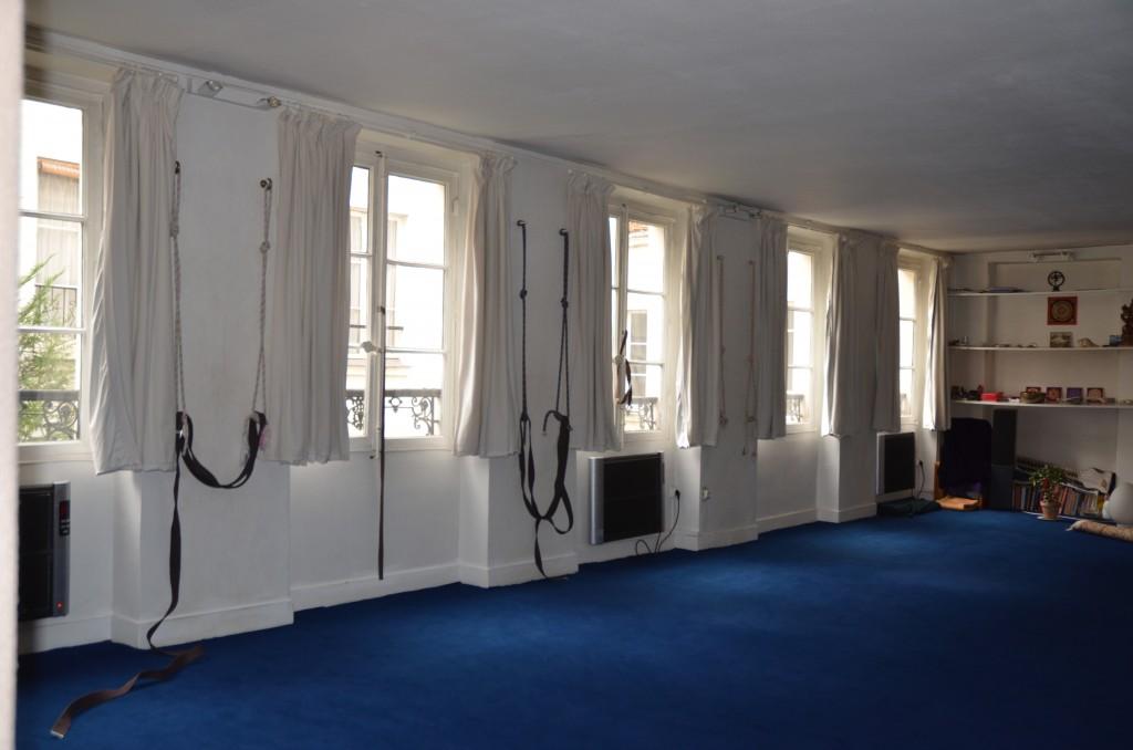 salle de yoga paris bastille