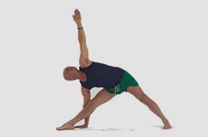 fiche technique posturale Trikonasana la posture du triangle yoga paris bastille 75012