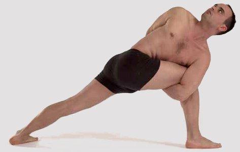 parivrta parsvakonasana fiche détaillée cours yoga massage paris bastille collectifs individuels à domicile