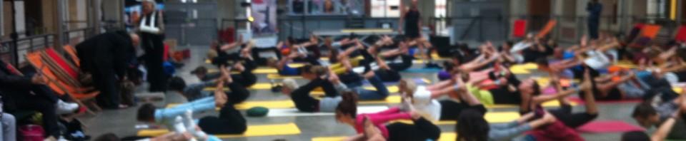 Yoga amrita cours de yoga paris 12e bastille gare de lyon yoga festival 2013